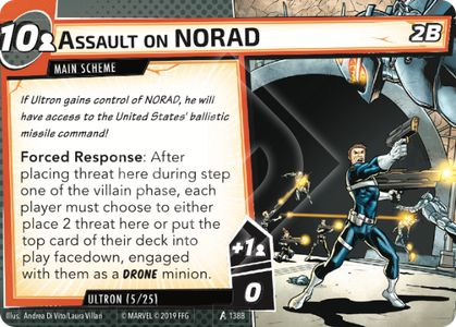Assault on NORAD