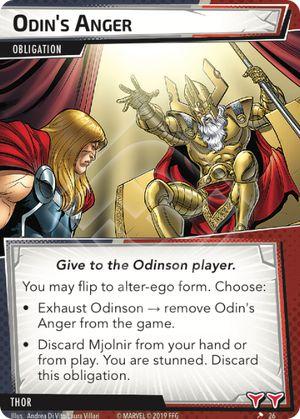 Odin's Anger